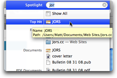 spotlight-file-path
